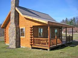 ideas about Small Log Homes on Pinterest   Log Homes  Log    small cabin homes   lofts   The Union Hill Log Cabin  square feet