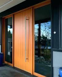 modern front door orange. Mid Century Front Door Modern Porch Light Doors Full Image For . Ergonomic Orange V