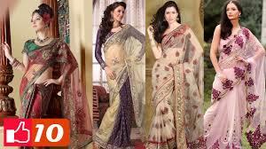 Indian Saree Designs Images