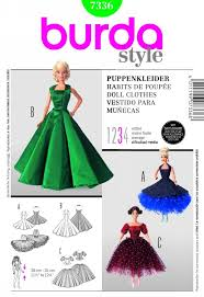 Barbie Dress Patterns