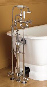 faucets for clawfoot bathtubs freestanding clawfoot tub faucet