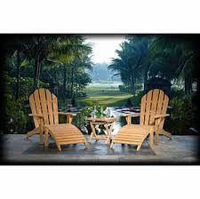 chic teak furniture. teak adirondack chair made by chic furniture