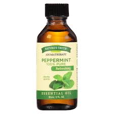nature s truth nature s truth essential oil peppermint peppermint