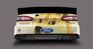 Now, dogecoin users are at it again. Dogecoin Car To Feature In Nascar 14 Game Rant