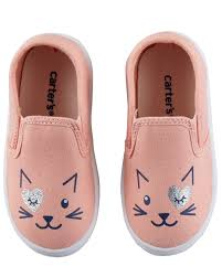 Cat And Jack Sock Size Chart Carters Cat Casual Sneakers Carters Com