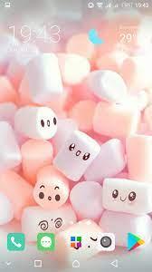 Cute Marshmallow Wallpapers - kawaii ...