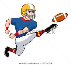 playing cartoon football cartoon download free vector art stock graphics images