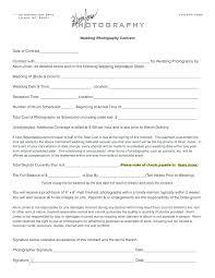 Professional Photographer Resume Wedding Photographer Resume