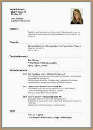 Curriculum Vitae Sample Job Application Well Imagine Then Examples