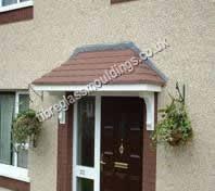 front door canopyDoor Entrance Canopies  Residential GRP Fibreglass OverdoorFront
