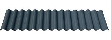 7 8 corrugated matte black