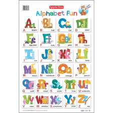 Apple Tree Alphabet Fun Chart