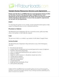 Hr Agreement template Terms And Conditions Of Service Template Hr Business Plan 1
