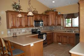 Tiled Kitchens Kitchen Tiled Unusual Kitchen Backsplash Design Pavigres Almira