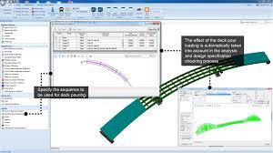 Road Cross Section Design Software Free Download Steel Bridge Design Analysis Software Leap Bridge Steel