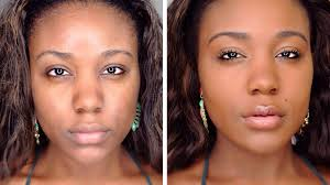 how to flawless natural makeup tutorial beginners make up tips tricks for black women 2016 you