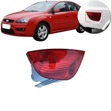 2005 Ford Focus Brake Light Us 16 39 18 Off Capqx For Ford Focus 2005 2006 2007 2008 Rear Bumper Reflector Taillight Stop Brake Light Warning Light Taillamp Lamp In Bumpers