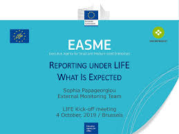 REPORTING UNDER LIFE WHAT IS EXPECTED