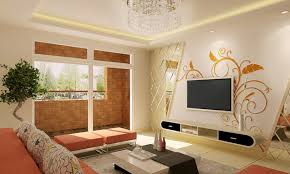 To Decorate Living Room To Understand The Lighting Effects And The Amount Of Brightness Or