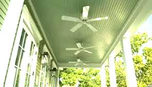 vinyl porch ceiling colors fans without light beadboard