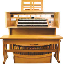 Organ Console Lights Accent Organs