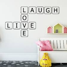 <b>3D English Sentence Wall</b> Sticker Home Decoration For Home ...