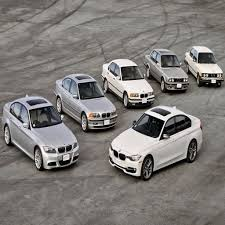 different 3 series models bmw