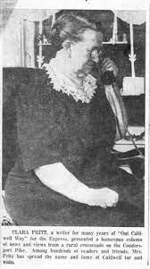 Clara Lucinda Fritz (Crider) (1879 - 1965) - Genealogy