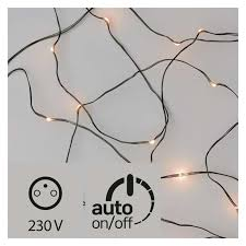 Timer 5m Led Nano Christmas Lights Green 7 5m Outdoor Amber Timer