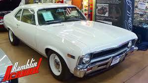 Sleeper 1968 Chevrolet Nova 454 Big-block V8 Four-speed 3.73 Gears ...