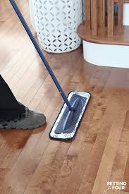 deep clean hardwood floors. How To: Deep Cleaning Hardwood Floors To A Shine With The Bona PowerPlus Mop System Clean H