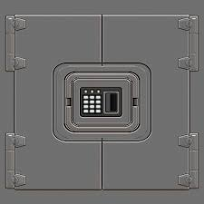 sci fi light texture. Mw_Vault Door (Texture) Sci Fi Light Texture