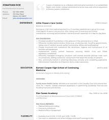 Resume Template - 'Slate' | Create ...