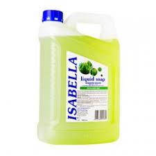 <b>Жидкое мыло</b> Изабелла Зеленый чай 5л цена с НДС. Купить ...