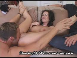 Porn fucked his wife