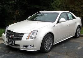 Cadillac CTS - Simple English Wikipedia, the free encyclopedia
