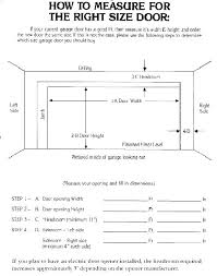 Standard Garage Door Height Dentalprofessional Info