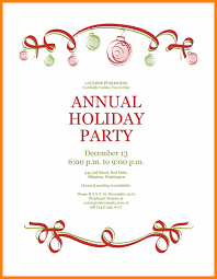 Downloadable Christmas Party Invitations Templates Free Delectable Party Invitation Template Worddownload Free Printable Invitations
