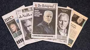 Peter R. de Vries (†64): Kinder des Polizei-Reporters nehmen  Gänsehaut-Abschied - News Ausland - Bild.de