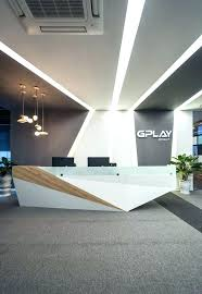 Office reception area design Interior Cool Reception Desks Reception Desk Designs Office Tour Group Offices Reception Desk Office Reception Desk Design Nytexas Cool Reception Desks Danielsantosjrcom
