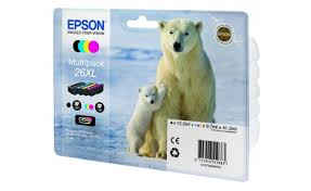Набор <b>картриджей Epson C13T26364010</b> купить в Москве, цена ...