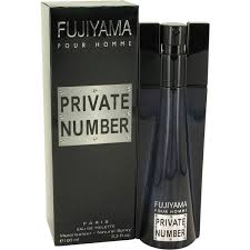 <b>Fujiyama</b> Private Number Cologne by <b>Succes De Paris</b>