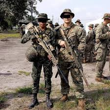 Marines Scout Sniper Requirements Philippine Marine Corps Scout Sniper And Usmc Scout Sniper