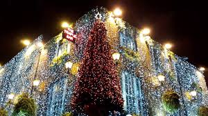 Festive Lighting Dublin Christmas Decorations Dublin Ireland 2019