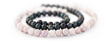 necklace strands