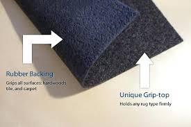 round non slip rug pad usa superior lock standard