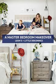 Leon Bedroom Furniture Our Master Bedroom Makeover With Leons Little Dekonings