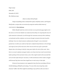 mrs dalloway essay by paigelampe issuu