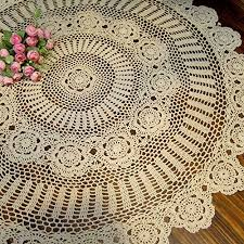 curly you are reading my publish regarding tidetex cotton handmade fl table cover weave tablecloths coffee table doilies crochet lace