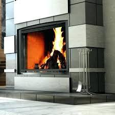 zero clearance fireplaces zero clearance fireplace gas insert